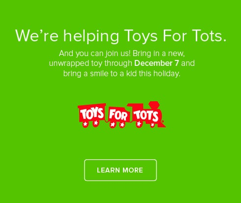 Belleview Dentist Office - Toys For Tots